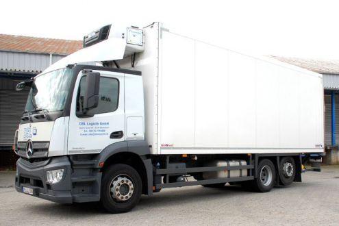 Kühl-Fahrzeug bis 25 Tonnen
